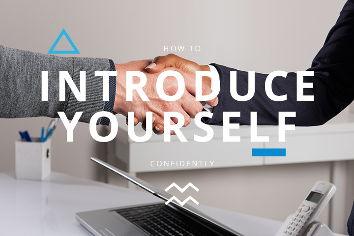 Tip - How To Introduce Yourself Confidently